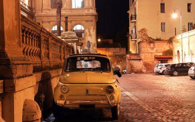 1967 Fiat 500 - saribags Impression