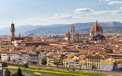 Welcome to Florence - saribags