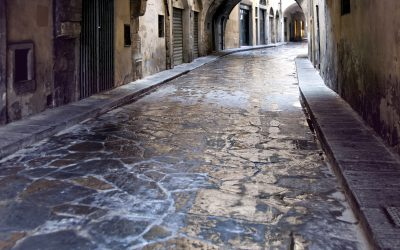 Impressionen Florenz Via Porta Rosa