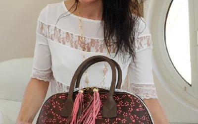 Designerin Sara Leupold
