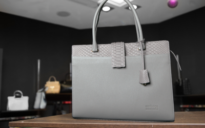 Business bag Carla Avantgarde in Taupe