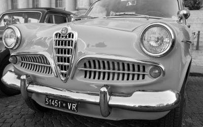 1960 Alfa Romeo Giulietta Spider Veloce - saribags