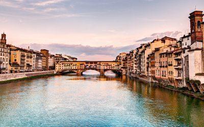 Ponte Vecchio in Florenz - saribags