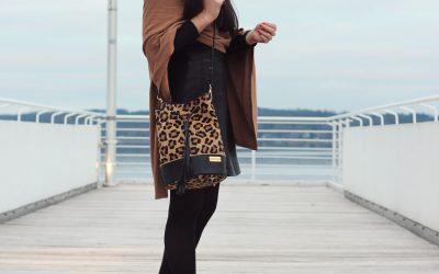 saribags - Penelope Python Pony mit Model