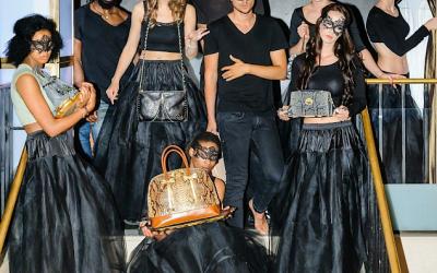 saribags Hinter den Kulissen Berlin Fashion Week