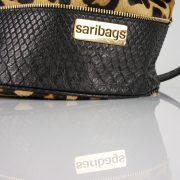 saribags bucket bag Penelope Deluxe Detailansicht