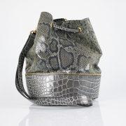 saribags bucket bag Penelope Fashion Rückansicht
