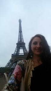 Ausflug zum Eiffelturm