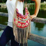 Hippie Tasche groß